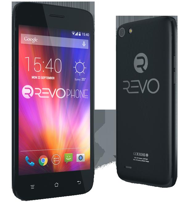 Smartphone Revo Master K850
