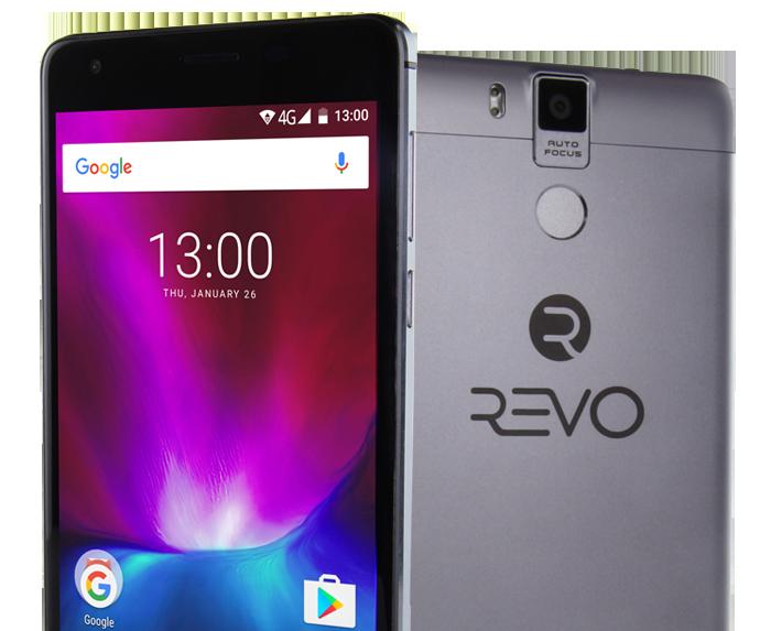 RevoPhone K850 Front